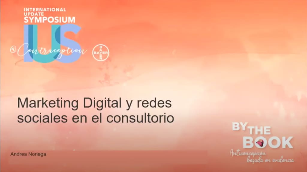 Marketing Digital y redes sociales en el consultorio